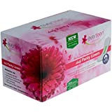 everteen® 100% Natural Cotton Daily Panty Liners (Box of 30pcs) Pantyliner (Pack of 1)