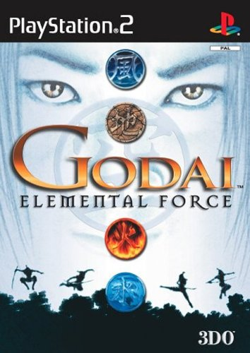 Godai Elemental Force Ps2 Uk