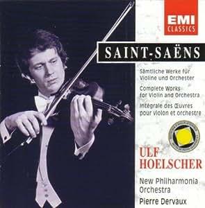 Werke Für Violine&Orchester