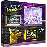 Pokémon POK80617 TCG: Detective Pikachu Mewtwo-GX Case File, Mixed Colours