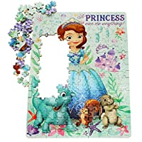 Jigsaw Wooden Puzzles- Puzzle, 200 pieces, 3-4-5-6 year old girl princess educational toy Big gift for boys and girls (Color : Multi-colored)