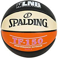 Spalding Lnb Ballon de Basket Mixte