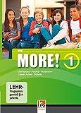 MORE! 1 DVD NEU