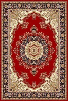 dfhfdh Wohnzimmer Teppich Couchtisch Decke Schlafzimmer Voll Nachtdecke Europäischen Modernen Minimalistischen Persischen Muster 160X120 cm B