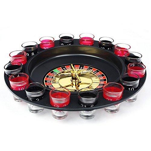 Trinkspiel Roulette incl. Geschenkverpackung - 2