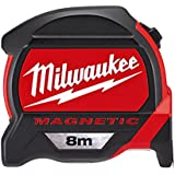 Mètre ruban MILWAUKEE magnétique premium 8m 48227308