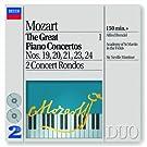 Mozart: The Great Piano Concertos 19-24, 2 Concert Rondos