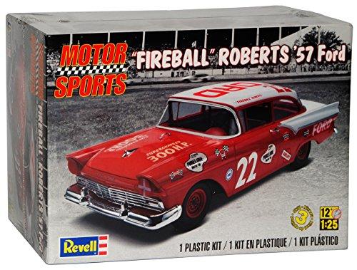 Roberts 1957 Rot 85-4024 Bausatz Kit 1/25 1/24 Monogram Modell Auto ()
