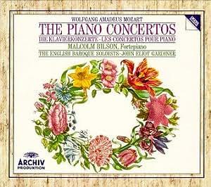 Mozart-Concertos pour Piano N 5 a N 27-English Baroquesolois Ts-J.E.Gardiner-Malcolm Bilson-