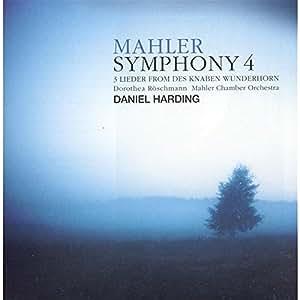 Mahler: Symphony No 4; 3 Lieder from Des Knaben Wunderhorn