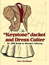 Keystone Jacket and Dress Cutter (Dover Fashion and Costumes)