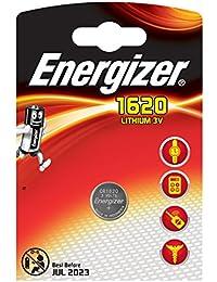 Energizer CR1620: Pila botón 3V de litio
