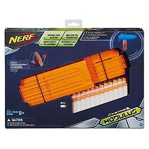 Nerf Modulus Flip Clip Ner Cargador, Naranja, Color Blanco, 38 x 27 cm (Hasbro B1534EU4)