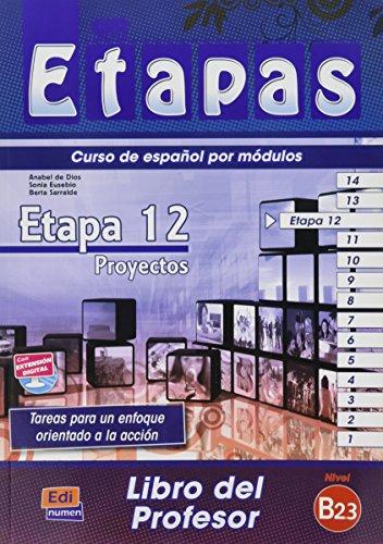 Etapa 12 Proyectos B2.3 : Libro del profesor par Berta Serralde Vizuete