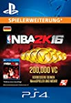NBA 2K16 200.000 VC-Pack [Spielerweit...