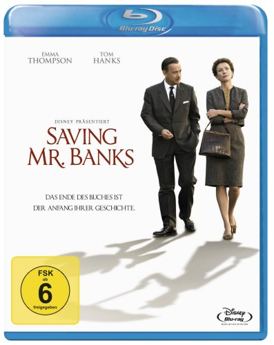 Bild von Saving Mr. Banks [Blu-ray]
