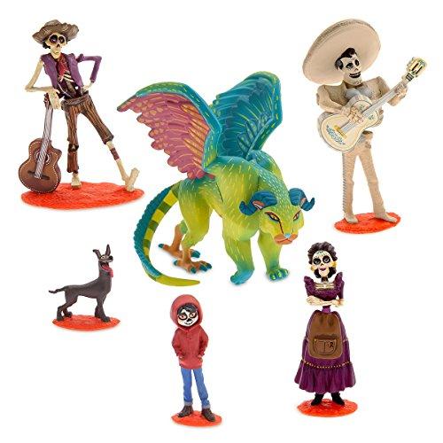 Disney - Coco 6 pcs Figurine Play Set
