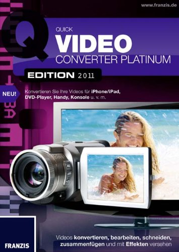 Avs Video Converter (Quick Video Converter Platinum Edition 2011)