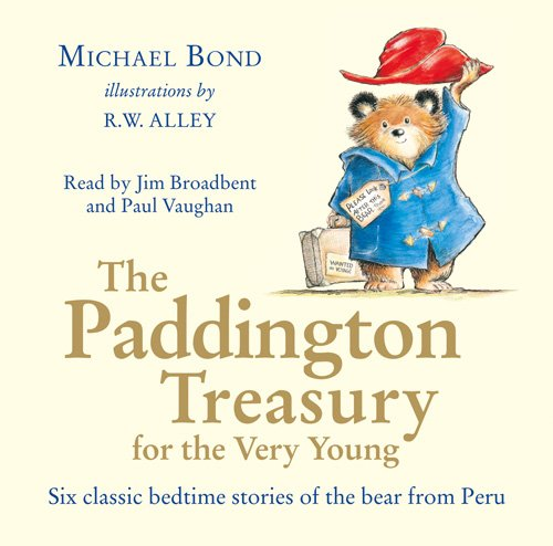 The-Paddington-Treasury-for-the-Very-Young-CD