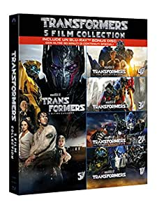 Boxset Transformers (5 Blu-Ray)