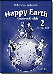 American Happy Earth 2: Activity Book by Stella Maidment (2008-05-01)