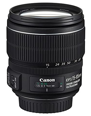 Canon EF-S 15-85mm f/3.5-5.6 IS USM Objektiv (Objektiv Is)
