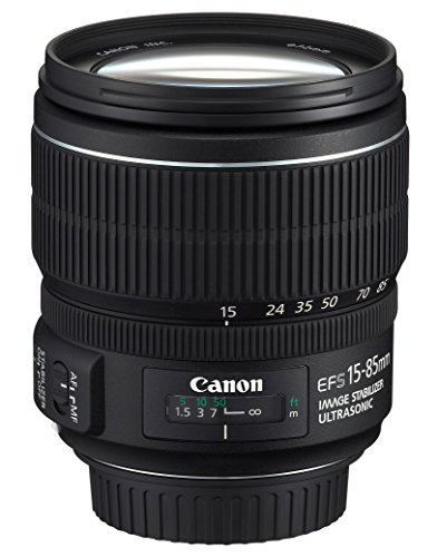 Canon EF-S 15-85mm f/3.5-5.6 IS USM Objektiv