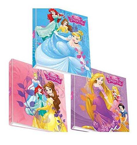 Aktendeckel mit Ringe Disney Princess Geldbörse A4aus Hartpappe by Seven (Disney-figur Geldbörsen)