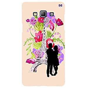 Lover - Mobile Back Case Cover For Samsung Galaxy A7 (2015)