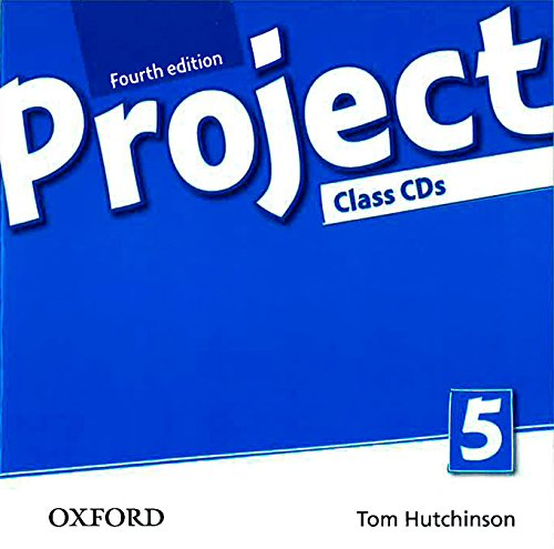 Project 5: Class CD (4th Edition) (Project Fourth Edition)