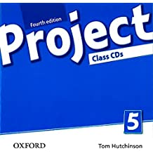Project: Level 5: Class CD (2 Disc)