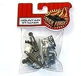 Custom Brick Forge Zubehör Set Camo Soldat grau für z.B. LEGO ® Figuren