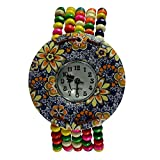 DIOVANNI Designer Dial With Colourfull B...