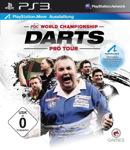 *PDC World Championship Darts: Pro Tour (Move Unterstützung)*