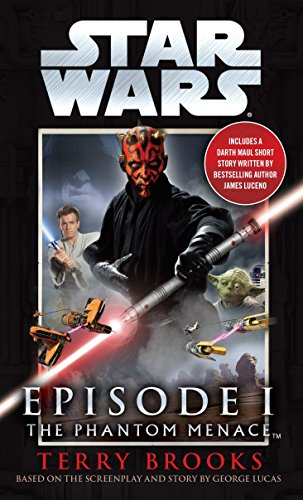 Star Wars. Phantom Menace - Episode 1 por Terry Brooks