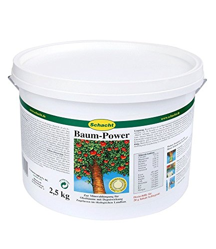 Schacht Baum-Power,2,5 kg