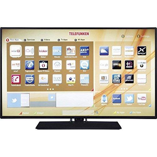 Telefunken Smart TV da 24'' Full HD TE24472B40Y2F