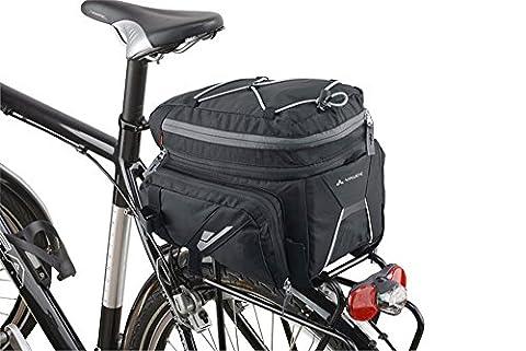 Vaude Pannier Rack Trunk Silkroad Plus Rack Bag 8+7 l