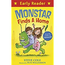Monstar Finds a Home (Early Reader Book 75) (English Edition)