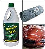 Wavex Brazilian Carnauba Wax Car Polish (1L) + - Best Reviews Guide