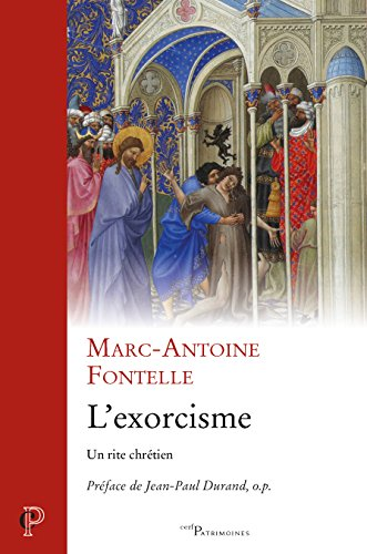 L'exorcisme : Un rite chrétien