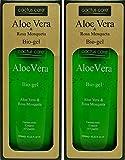 Cactus Care Aloe Vera y Rosa Mosqueta Bio-Gel 300ml x 2