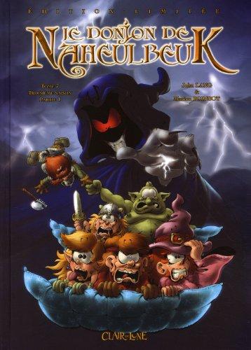 Le Donjon de Naheulbeuk, Tome 7 : Troisième saison, partie 1