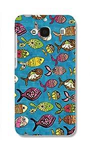 Back Cover for Redmi 2 Prime FISH