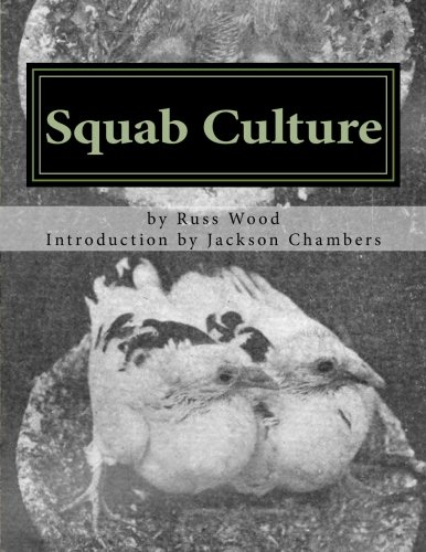 Squab Culture: Raising Pigeons for Squabs Book 6: Volume 6