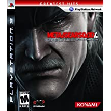Konami Metal Gear Solid 4: Guns of the Patriots, PS3 - Ritorno Snake