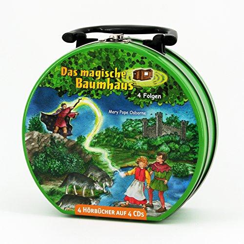 Preisvergleich Produktbild Mein Hörbuch-Koffer: Das Magische Baumhaus