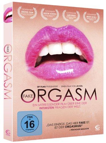 Fake Orgasm - Ein mitreißender Film über eine der intimsten Fragen der Welt (Tantra-sex-dvd)