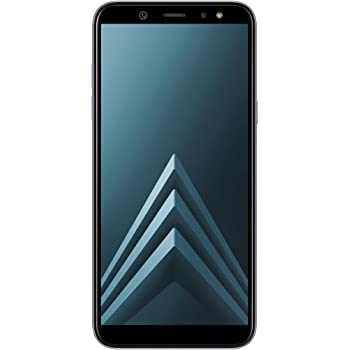 Samsung Galaxy A6 (2018) Smartphone, 32 GB Espandibili, Dual SIM, Lavender (Viola), [Versione Spagnola]