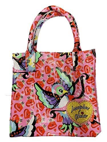 08b86e61f55b Irregular Choice Womens Ic Essential Carrier Bag Small Top-Handle Bag Pink  (Pink
